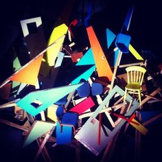 Antonio O'Connell's incredible installation at #summerhall for #Edinburgh #Art #Festival #edfest #edfests