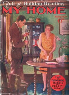 My Home magazine from September 1929