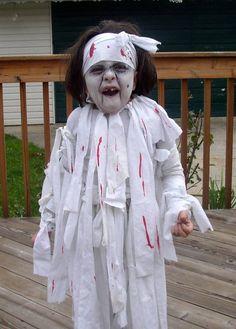 Brooke the Mummy