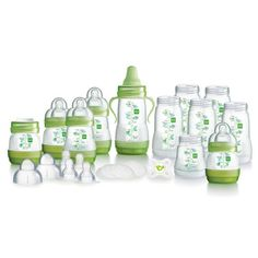 MAM Large Anti Colic Bottle Starter Set