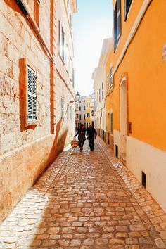 The Beautiful Spanish Town Of Ciutadella And The Secret Coves Of Menorca, Spain... (53)