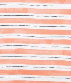 Happy tangerine stripe!  #rebeccaatwood