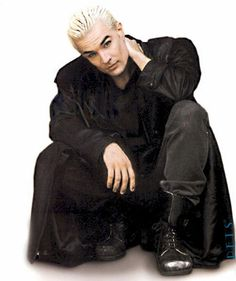 James Masters - Spike--I loved watching this vamp on Buffy
