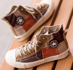 women canvas high top sneakers | http://item.ebay.com/111050010058