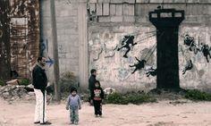 Gaza Banksy