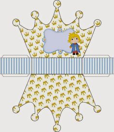 Tudo Festas: Kit Pequeno Príncipe
