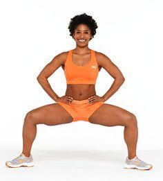Look Sexy in Shorts: Butt, Thigh, & Calf Workout - killer good workout