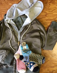 Oh, hey fall! We see you over there! Fall jackets, cozy socks, and more at the Bent Fork!  #freepeopleshowroom