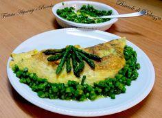 Frittata di Asparagi e Provola