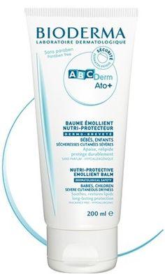 Bioderma ABCDerm Ato+Emollient Balm 200 ml- Kuru ciltler için koruyucu balm