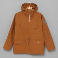 Norse Projects Oi Polloi x Norse Projects Kaare Anorak (Mustard B | Oi Polloi