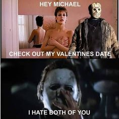 Horror Movies Funny, Horror Movie Characters, Scary Movies, Horror Comics, Horror Icons, Horror Show, Horror Art, Movie Memes, Michael Myers