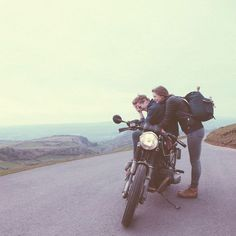 Road trip for two.