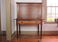 """Plantation Desk 40-3/4"""" W x 54"""" H x 22-1/2"""" D"""