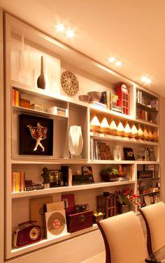 Confira 4 usos de estantes na decoração da casa. - Trololó de Mulher
