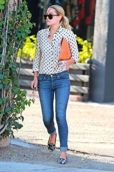 Lauren Conrad Stops By The Kate Somerville Skin Care Center
