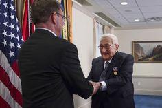 Obama administration embraces war criminal Henry Kissinger with Distinguished Public Servant Award