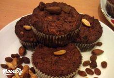 Almás-zabpelyhes fitnesz muffin | Nosalty Diabetic Recipes, Diet Recipes, Healthy Recipes, Healthy Food, Gm Diet, Health Eating, Paleo Dessert, A 17, No Bake Cake