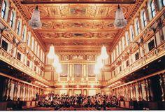 Wiener Philharmoniker, Musikverein, Wien