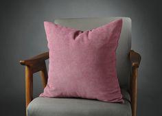 Pink Pillow, Pink Cushion, Magenta Pillow, Magenta Cushion, Pink Pillow Cover, Magenta Pillow Cover, Pink Pillows, mothers day gift