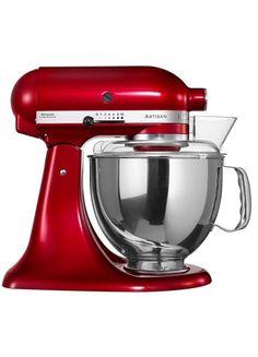 kitchenaid artisan candy apple food mixer - Kitchenaid Kuchenmaschine Artisan Weis 5ksm150psewh