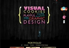 Web and Graphic Web Designer | Adriana Dranga - Visual Cookies | Refreshi Gallery Portal