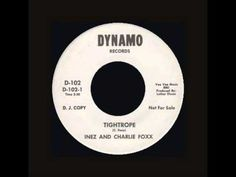 "Inez And Charlie Foxx, ""Tightrope"". Quality Northern Soul tune :-)"