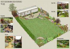 Ogród śródziemnomorski według Zielonej Fali