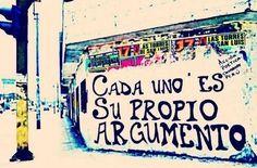 Sé mi mejor argumento  #rima #poetica