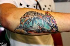 VW Tattoo