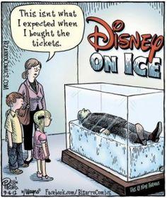 disney on ice - Jajajaja