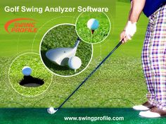 Swing Profile provides Golf Swing Analyzer Software that automatically detects as well as records your golf swing, and then plays back the video to help you analyze your swing. The best advantage of this Golf Swing Analyzer Software is that it is completely hands-free and you don't have to attach anything to your Golf kit. Golf Swing Analyzer, Golf Training, Plays, Software, Profile, Hands, Kit, Free, Games