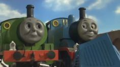 Thomas the Tank Engine Cartoon