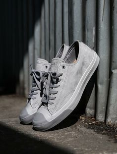 Converse Jack Purcell Low: Grey
