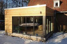 Anbau an ein Einfamilienhaus in Wohltorf | HARMS UND KÖSTER BAU GMBH