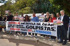 BLOG DO IRINEU MESSIAS: #TireAsMãosDaNossaGEAP – Trabalhadores denunciam t...