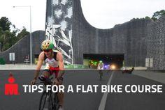 How to maximize a flat bike course  #triathlon #ironmantri #swimbikerun