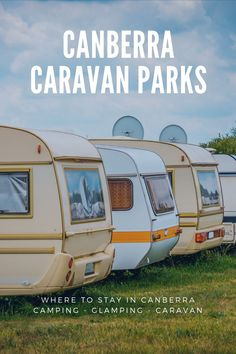 Canberra Caravan Parks and Free Camps - The Kid Bucket List