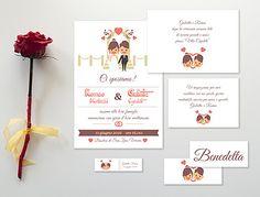 Yes I do - Vendita online di partecipazioni matrimonio personalizzate