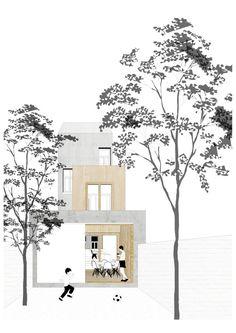 4 dicas importantes para garantir uma boa apresentação no 2º Prêmio {CURA} Transposições,Lieve Vermeiren Architect, Verbouwing