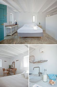 a home on antiparos, greece | the style files