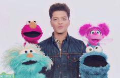 bruno mars, hooligans, love, perfect, love, him, man, boy, beautiful, idol, peter, hernandez, sexy, happy, smile, funny