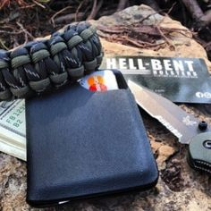 Where it all began! The Original Combat Wallet was designed with simplicity in mind. The CW1 does not have a molded money clip on the back like the CW2 does. The clipped corner allows for easy card retrieval. We've pressed the retention straight into the kydex to create a unique fanning motion that enables you […]