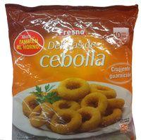 Delicias de cebolla - Producto