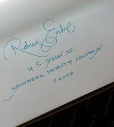 Pretty Mail Calligraphy - Pretty Mail Gallery - -