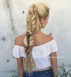 Simple braided love for today on @jackittyy #braid #braidposts #hairstyles #hair #instibraid #b3 #brazillianbondbuilder #btconeshot_braids16 http://www.butimag.com/samvillhair/post/1207317226911042422_292808969/?code=BDBQJ8JPgt2