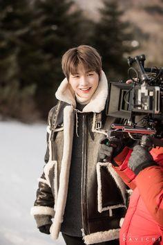 Wanna-One - Kang Daniel Daniel Day, Perfect Peach, Winter Hats, Winter Jackets, Prince Daniel, Produce 101 Season 2, Kim Jaehwan, Ha Sungwoon, Sanha