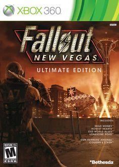 Fallout: New Vegas Ultimate Edition - Xbox 360, Multi