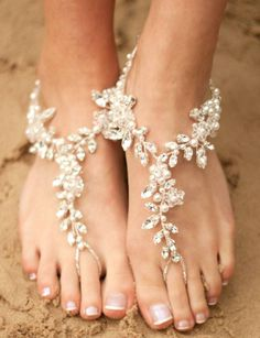 Island wedding shoes / jess