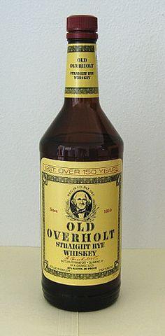 Rye whiskey - Wikipedia, the free encyclopedia